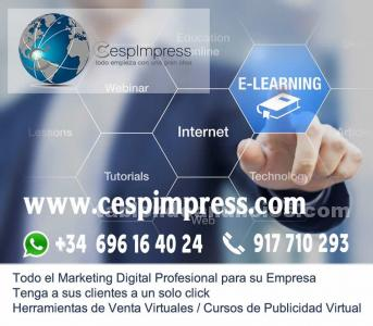 Servicio de marketing digital y publicidad virtual