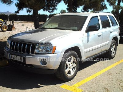 Jeep grand cherokee 3.0 crd limited 218 cv.