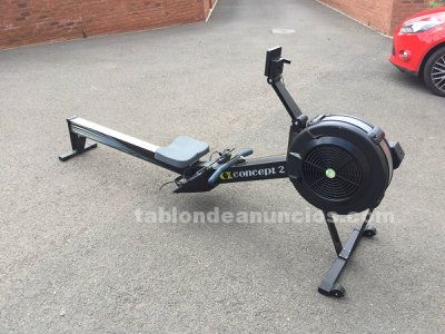 Nuevo concept2 model d with pm5 monitor