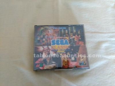 Sega classic arcade collection golden axe shinobi mega cd ntsc jap coleccionista