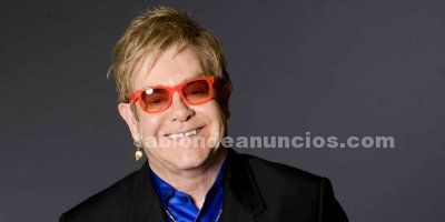 2 entradas elton jhon golden ticket barcelona