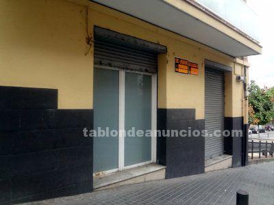 Magnifico local de 105 m2 en trinitat vella en nou barris de barcelona