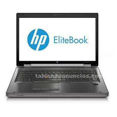 "Hp elitebook 8770w core i5 3360m 2,8 ghz. 16 gb 240 gb ssd + 500 gb  17"" win10pr"