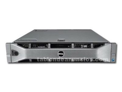 DELL POWEREDGE R815 BIPROCESADOR AMD OPTERON 6128 EIGHT CORE 2.00 GHZ. 128 GB