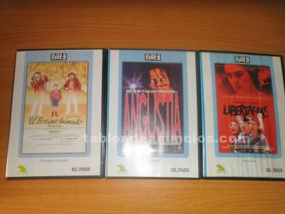 Lote dvd's