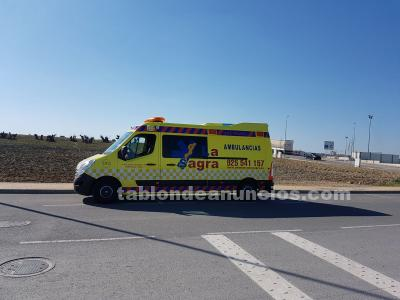 Ambulancias y uvi`s