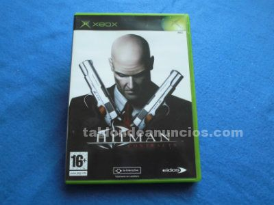 Hitman contracts microsoft xbox ms pal españa completo
