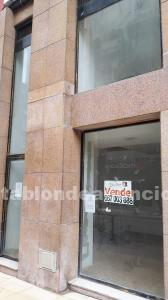 Se vende local comercial en torrelavega