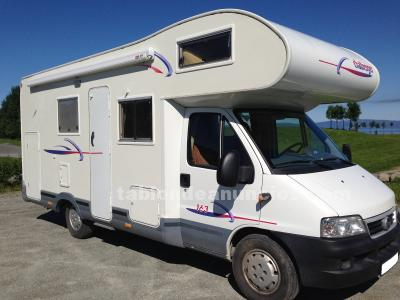 Challenger 163 fiat ducato