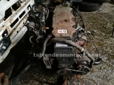 Motor ford fiesta xr2 completo