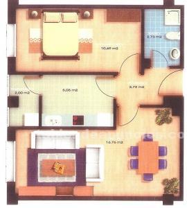 Vendo apartamento económico en miguelturra