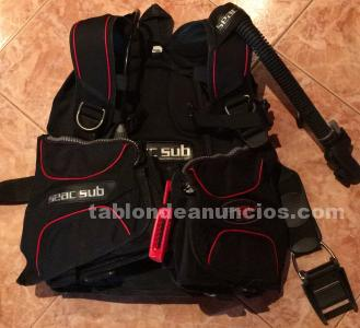 Jacket buceo mujer
