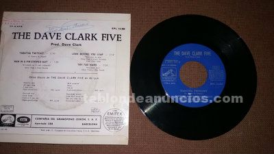 The dave clark five: tabatha twitchit (ep)