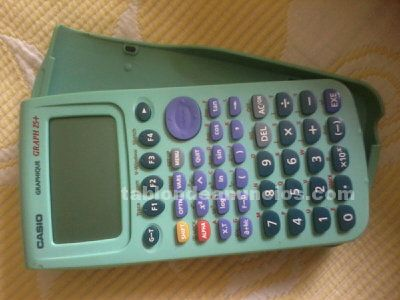 Calculadora casio graph 25+. 50€