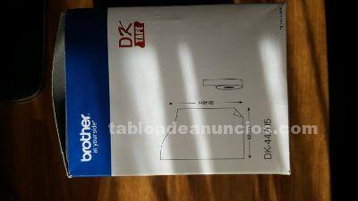 Rollos originales impresora termica broter ql 700