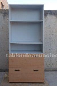 Armario estanterías y archivadores