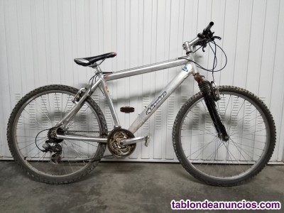 Bicicleta clasica bh para restaurar