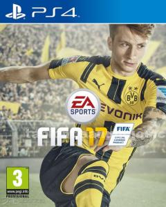 Fifa 17 ps4 play station 4