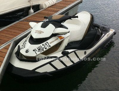 Sea doo gtx 260 is limited