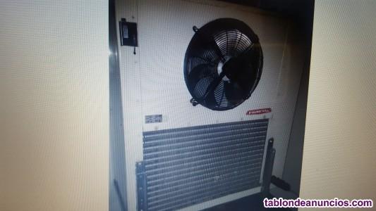 Secaderos controlados,cámaras frigoríficas,túneles congelación etc...