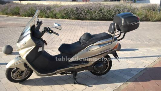 Vendo moto scooter burgman an400