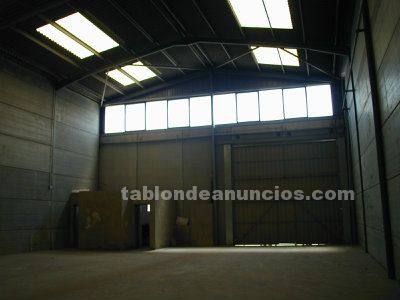 Nave industrial 336 m/2