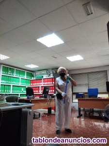 Limpiadora  D inmuebles y Camarera de Pisos yEdificios Publicos