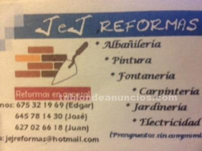 J&j reformas