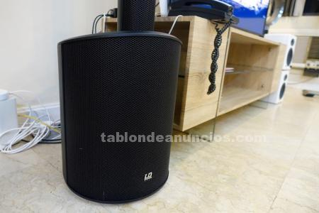 Altavoz ld systems activo pa 800 w !