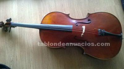 Vendo violonchelo heinrich gill 304 de 2008 y funda nueva