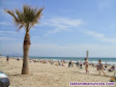 Alquilo apartamento en  Oropesa del Mar (Playa  Morro de Gos)