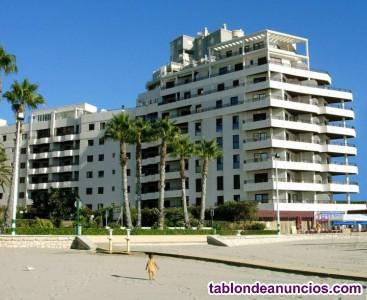 Apartamento en calpe 1ª linea de playa