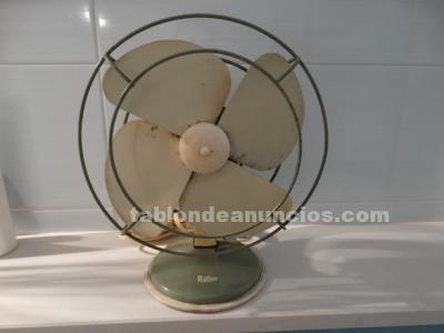 Antiguo ventilador ruton made in spain