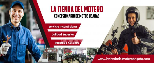 Concesionario de motos usadas en bogotá
