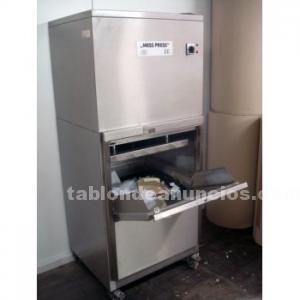 Compactador de desperdicios para restaurantes fast food y otros