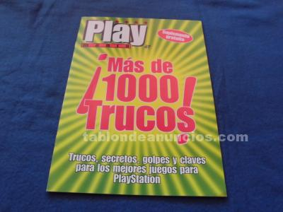 ! MAS DE 1000 DE TRUCOS ¡ PS1 PLAY MANIA V-RALLY 2,MEDIEVIL 2,POINT BLANK 2 PSX