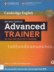 Libros cambridge advanced english (cae/c1)