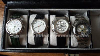 Relojes de marcas orginales sin estrenar
