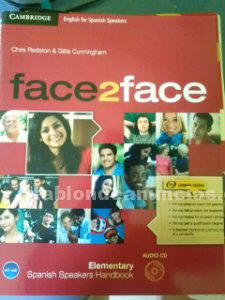 FACE TO FACE INGLES A1 A2