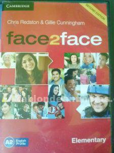 3 CDS FACE 2 FACE NIVEL A2