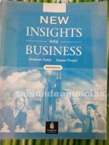 2 libros de curso de inglés, nivel b1