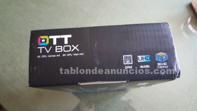 Smart tv 4k ultra hd. Tv box