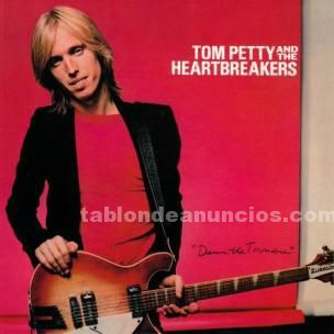 Disco vinilo tom petty and the heartbreakers - damn the torpedoes 2da mano