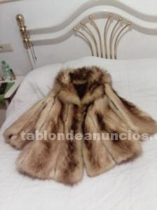 MARMOT-BADGER FUR OFFER