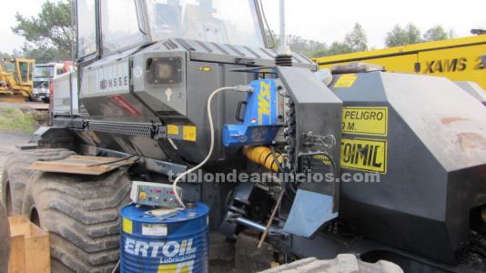Trabajos de reparación y mecanizado