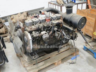 Motor cummins 6t - 590