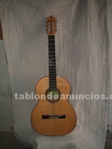 Vendo guitarra de cebrano