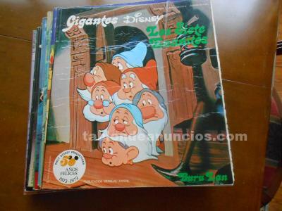 GIGANTES DISNEY (BURU LAN) 1973