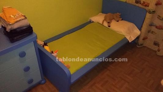 Dormitorio niñ@. Negociable
