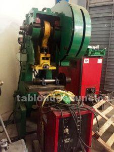 Prensa excentrica mecanica smeral 25 tm